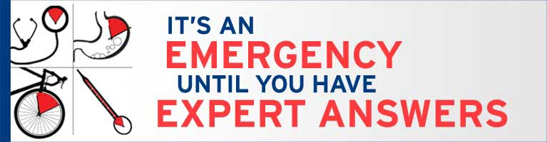 It's an Emergency Until You Have Expert Answers